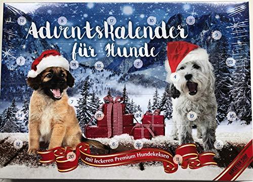 Liquidocare Adventskalender für Hund mit leckeren Premium Hundekeksen