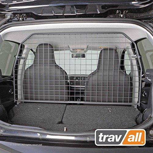 Travall Guard Hundegitter Kompatibel Mit SEAT Mii Skoda Citigo & Volkswagen Up! (Ab 2011) TDG1556 -...