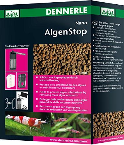 Dennerle Nano AlgenStop 300 ml - Schützt vor Algenplagen durch Nährstoffentzug