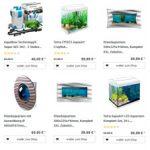 Nano Aquarium Zubehör
