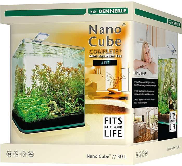 Aquarium komplettset 30 liter nano cube 30 liter for Aquarium komplettset