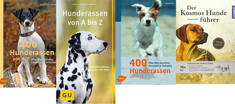 Bücher über Hunderassen