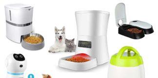 Futterautomaten für Hunde