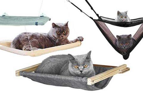 Hängematten für Katzen
