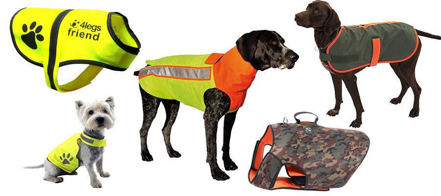 Hunde Schutzweste