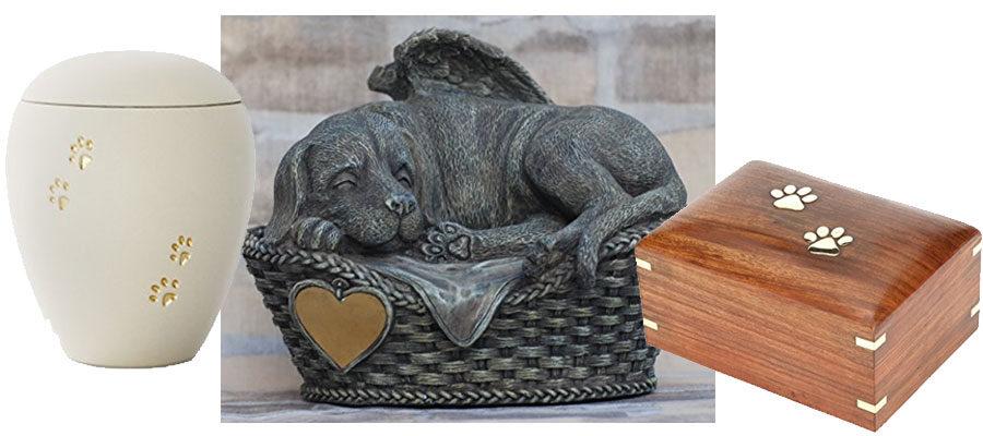 Urne für Hunde