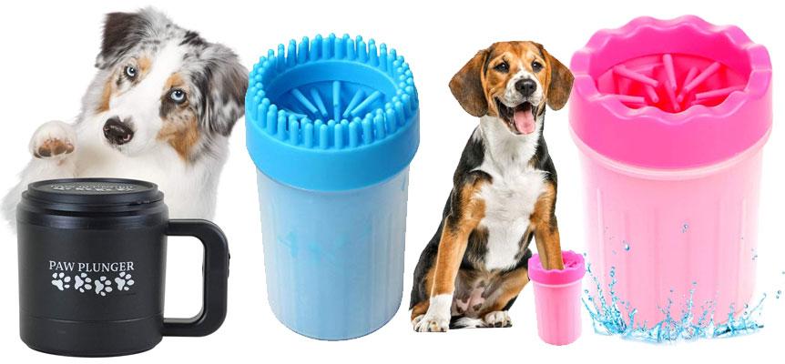 Hundepfoten Reiniger