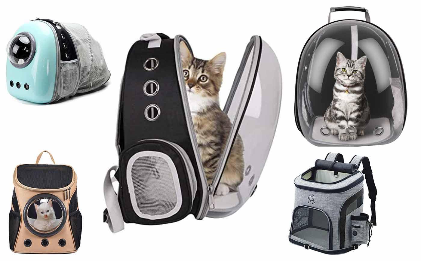 Katzenrucksäcke
