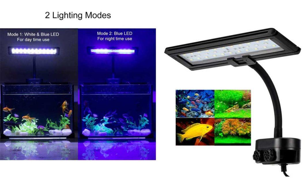 Aquarium Licht Klemmlampe
