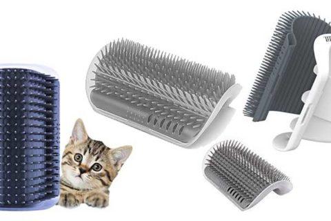 Massage-Ecken für Katzen
