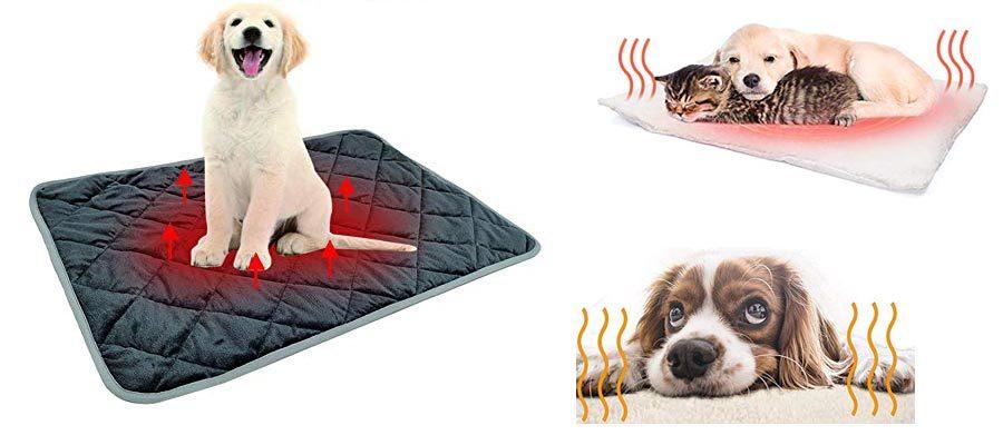 selbstheizenden Decken für Hunde